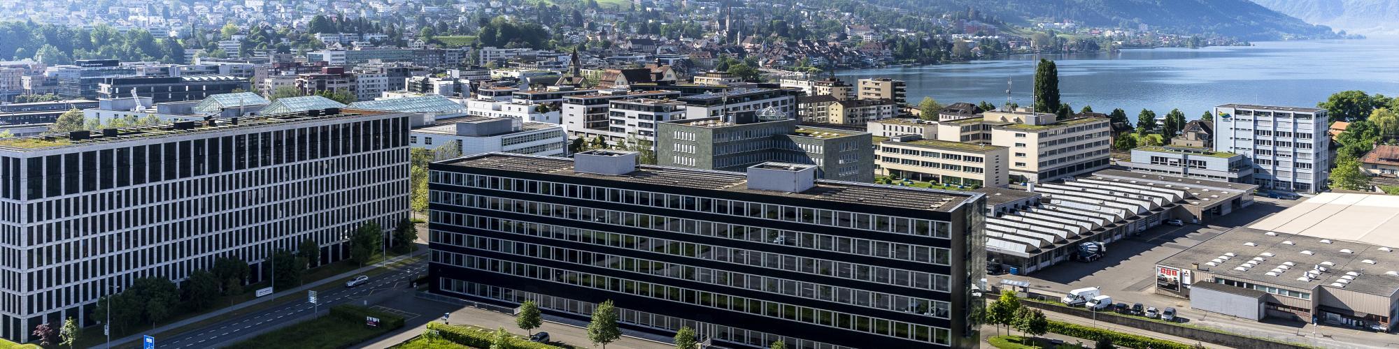 Kantonale Verwaltung Zug