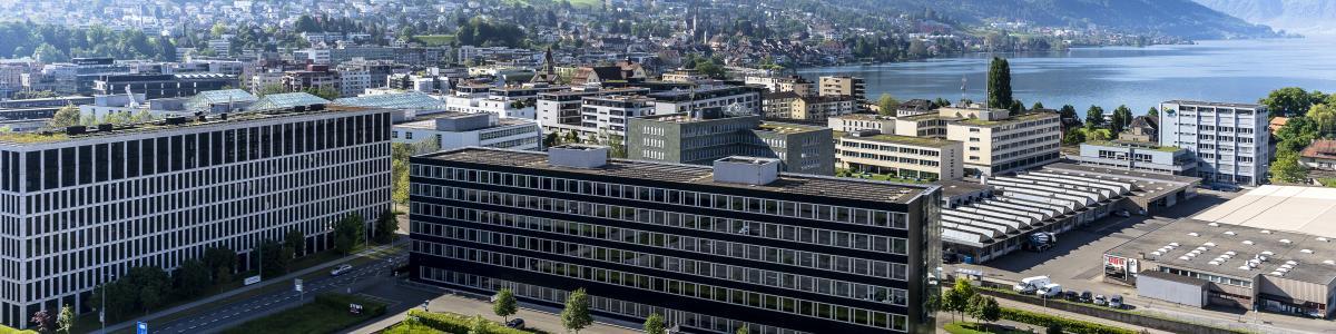 Kantonale Verwaltung Zug cover